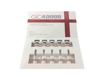 GC 40000 Nano Glutathione Injections