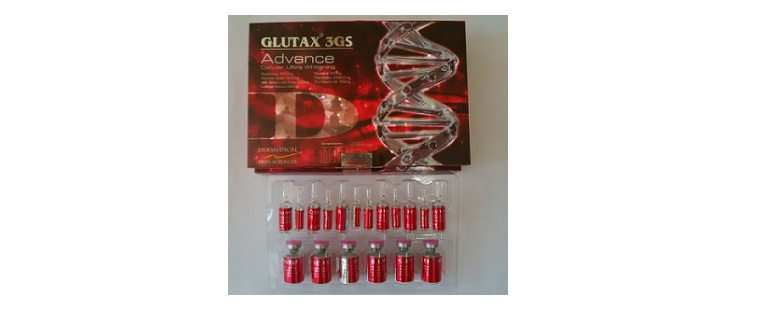 Glutax-3gs Skin Whitening Injections