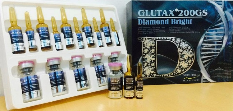 Glutax-200gs Skin Whitening Injections