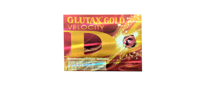 Glutax-300gs Skin Whitening Injections