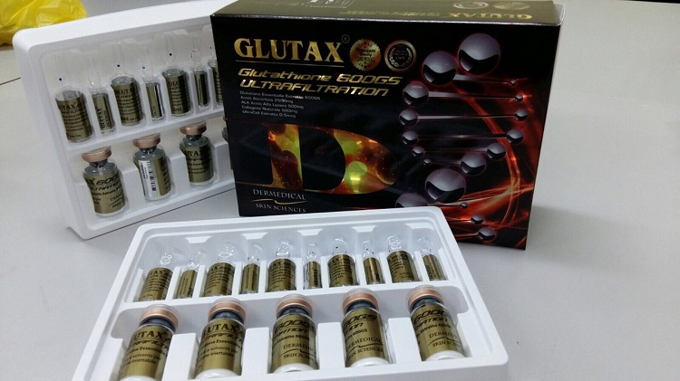 Glutax-600gs Skin Whitening Injections