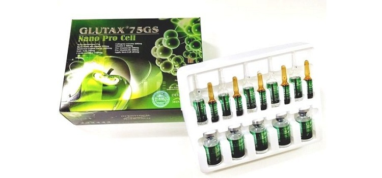 Glutax-75gs Skin Whitening Injections