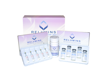 Authentic Relumins 3500mg Advanced Glutathione